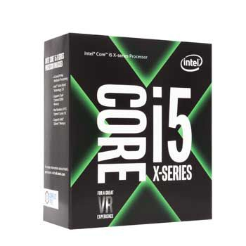 Intel Kaby lake-X i5 7740X(4.3GHz) Chỉ hỗ trợ Windows 10