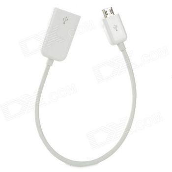 CABLE USB to micro OTG Unitek YC445