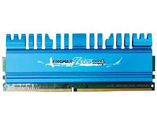 16GB DDRAM 4 2400 KINGMAX HEATSINK