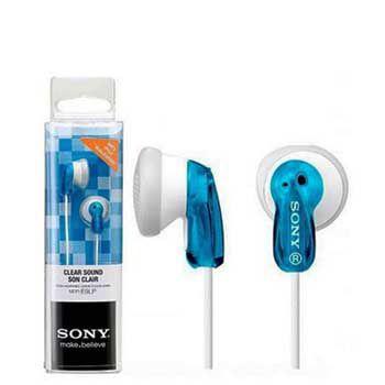 Tai nghe nhét tai SONY MDR-E9LP/LC E - xanh
