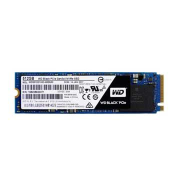 512GB WESTERN WDS512G1XOC Black (M2)