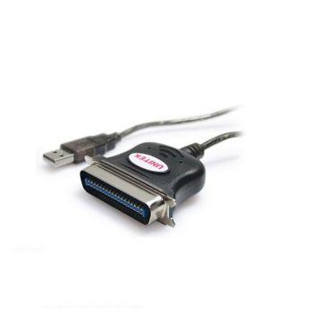 CABLE USB - PARALLEL (Unitek) Y120