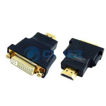 Đầu đổi DVI (24+5) Lỗ -> HDMI (Kim ) UGREEN 20123