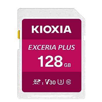 MICRO- SDXC 64GB Kioxia Exceria Plus UHS-I C10-LNPL1M064GG4
