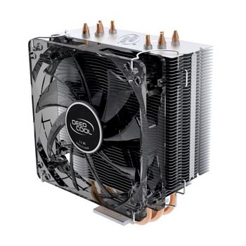 Fan DEEP COOL Gammaxx 400