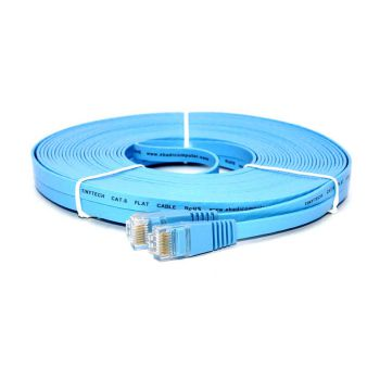 CABLE VCOM CAT 6e SLIM 20m