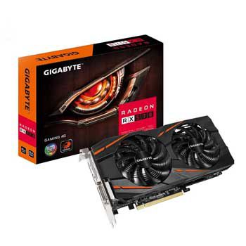 4GB GIGABYTE RX570GAMING-4GD