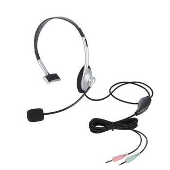 HEADPHONE Elecom HS-HP21SV (Bạc)