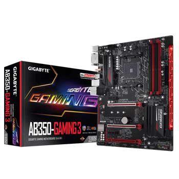GIGABYTE AB350-Gaming 3 (SK AM4)