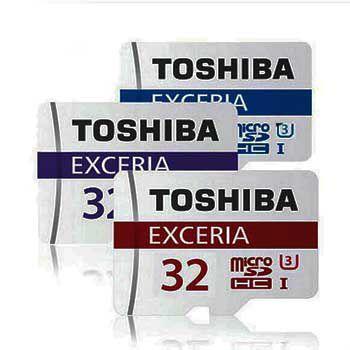 MICRO-SD 32GB TOSHIBA Retail, Class 10 THN-M302R0320A2