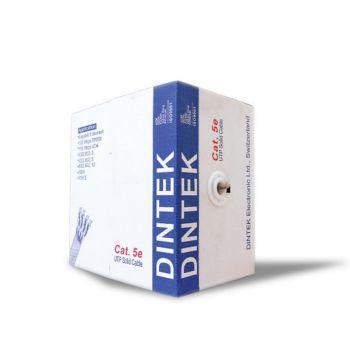 CABLE DINTEK CAT 5 305m CHỐNG NHIỄU