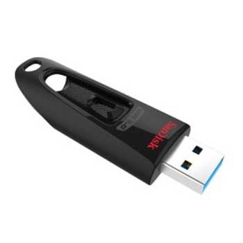 128GB SANDISK 3.0 ULTRA FIT CZ48