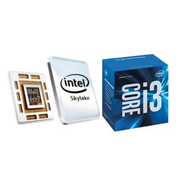 Intel Core i3 6100(3.7GHz)