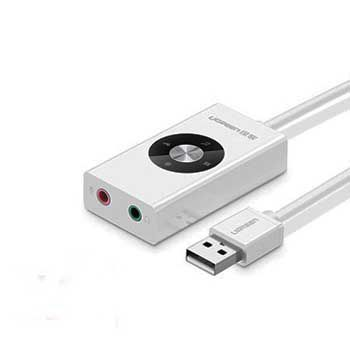 Đầu Chuyển soundcard USB UGREEN 30448
