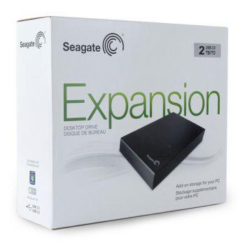 2Tb SEAGATE- Expansion Portable