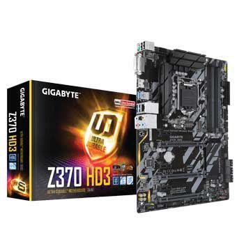 GIGABYTE Z370-HD3 (1151)