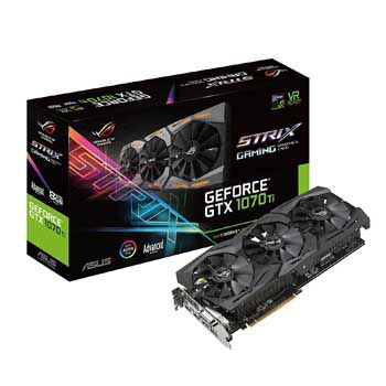 8GB ASUS ROG STRIX GTX1070-A8G-Gaming
