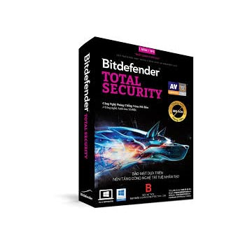 Bitdefender Total 1PC