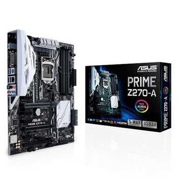 ASUS PRIME Z270 -A (SK 1151) AURA Sync Middle Worstation