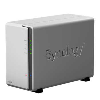 Hộp ổ cứng mạng Synology DiskStation DS115j (Không bao gồm ổ cứng)