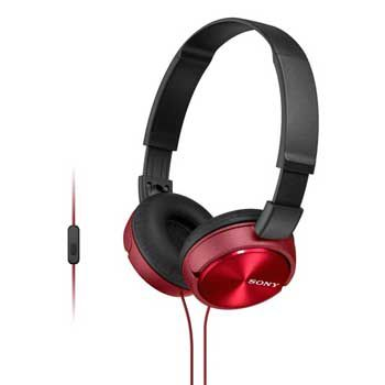 Tai nghe SONY MDRZX310APRCE - Đỏ