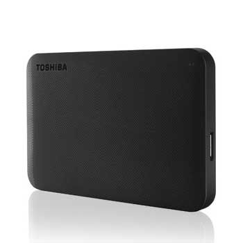 1TB Toshiba Canvio Ready
