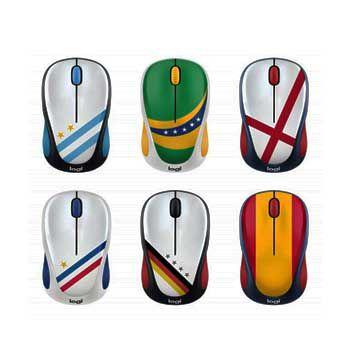 LOGITECH WIRELESS M238 Fan Collection (WORLD CUP)