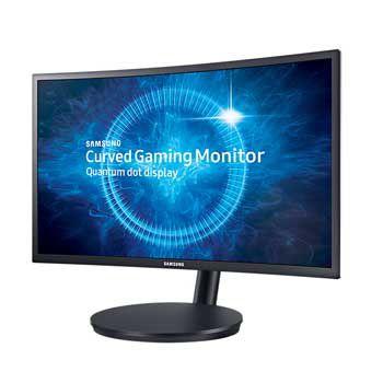"""LCD 23.5"""" SAMSUNG LC24FG70FQEXXV (Màu đen nhám) (Curved - 1800R )"""