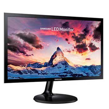 """LCD 23.6"""" SAMSUNG LS24F390FHEXXV (Màn hình cong)"""