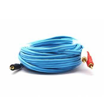 Cable LOA 1 Jack 3.5mm -> 2 RCA Dtech DT6214 (Chiều dài 10m)