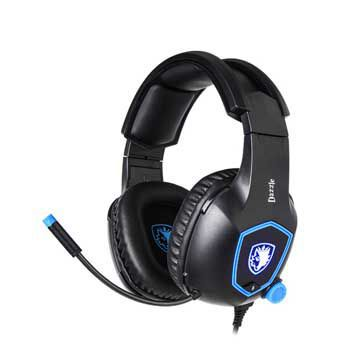 HEADPHONE SADES DAZZLE - SA 905 (Gaming Headset) Virtual 7.1 surround sound