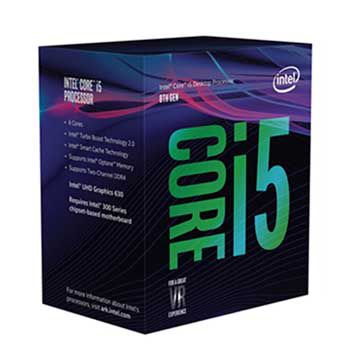Intel Coffee lake i5 8500(3.0GHz) Chỉ hỗ trợ Windows 10