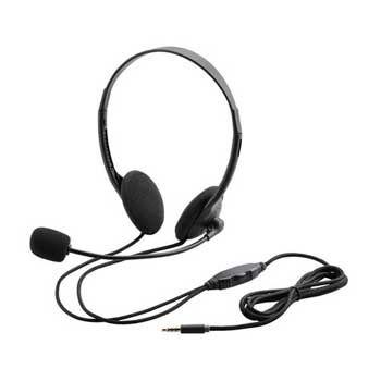 HEADPHONE Elecom HS-HP22TBK