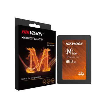 960GB HIKVISION HS-SSD-Minder(S)/960G