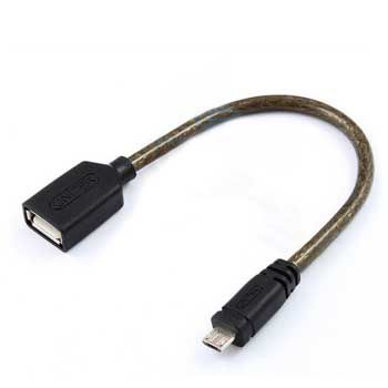 CABLE OTG Micro USB to USB Unitek YC438