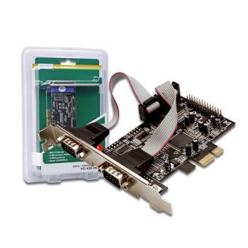 CARD PCI 1X->COM 9
