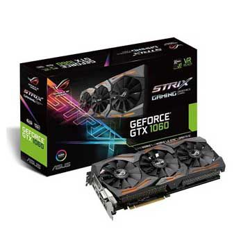 6GB ASUS STRIX-GTX1060-6G-GAMING