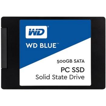 500GB WESTERN WDS500G1B0A (blue)