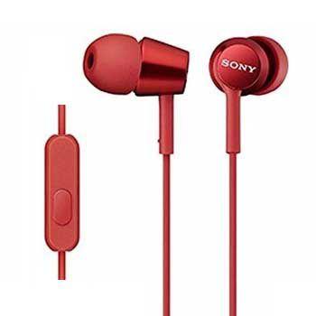 Tai nghe nhét tai SONY MDREX150APRQE - Đỏ