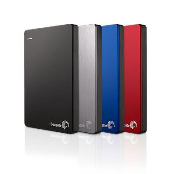 1Tb SEAGATE- Backup Plus Slim