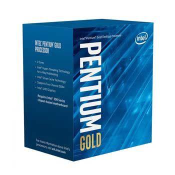 Intel Coffee lake Pentium Gold G5500(3.8GHz) Chỉ hỗ trợ Windows 10