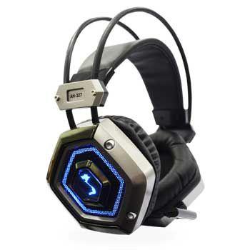 H.PHONE SOUNDMAX AH-327 (Game)(đen)
