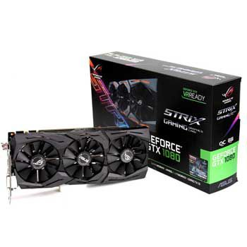 8GB ASUS STRIX GTX1080-A8G-GAMING
