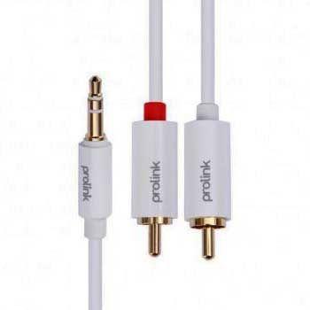 Cáp nối âm thanh 3.5mm - 2 RCA PROLINK MP147