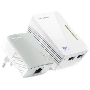 TP LINK TL-WPA4220KIT(KIT) Bộ mở rộng sóng Powerline AV500