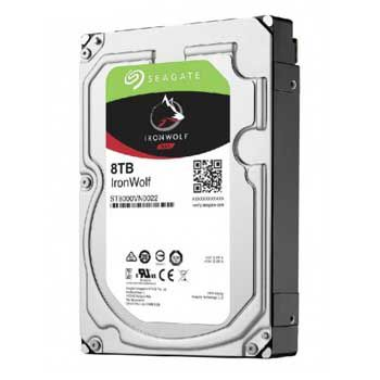 8Tb SEAGATE Ironwolf SERVER(NAS)