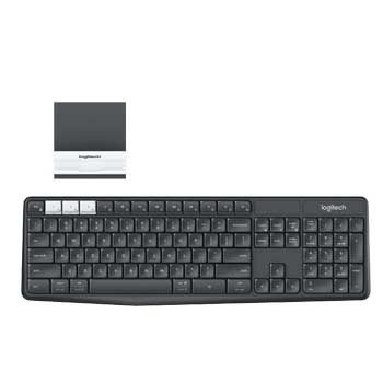 LOGITECH WIRELESS K375 Wireless & bluetooth ( 10m )