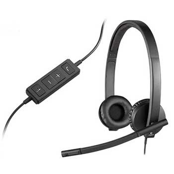 HEADPHONE Logitech H570E USB