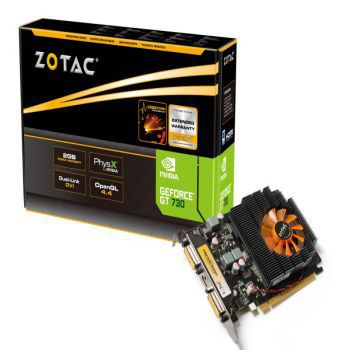 2GB ZOTAC GT730 2GB