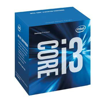 Intel Kaby lake i3 7320(4.1GHz) Chỉ hỗ trợ Windows 10
